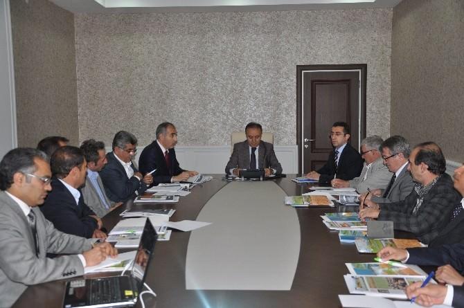 Erzurum Tarım Konseyi İcra Kurulu Toplantısı Yapıldı