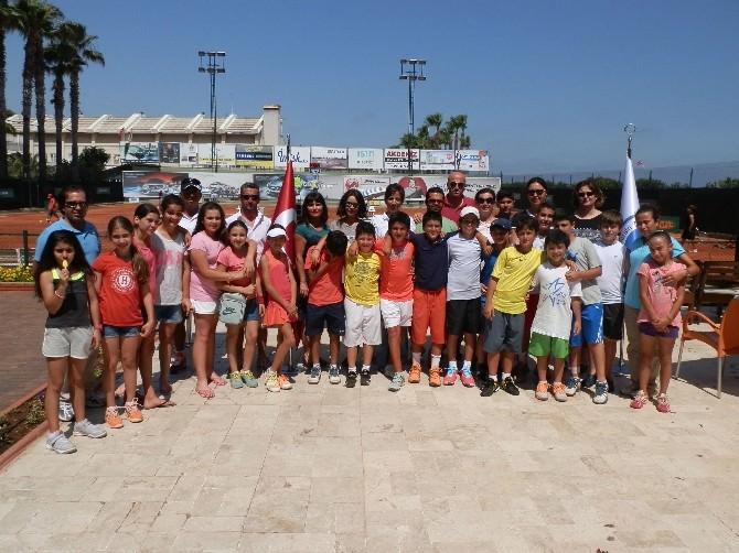 Ttf Türkiye Şampiyonası 12 Yaş Turnuvası Mersin'de Yapılıyor