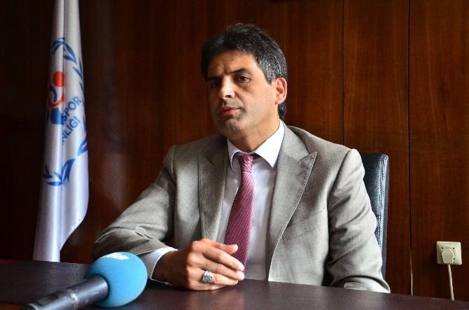 Zonguldak'a Spor Alanında 50 Milyon Liranın Üzerinde Yatırım