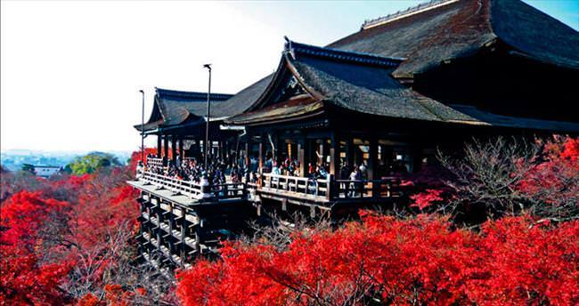 Japonya'nun ruhu Kyoto