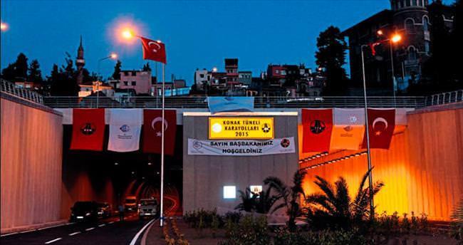 İzmirliler, Konak Tünelleri'ni sevdi