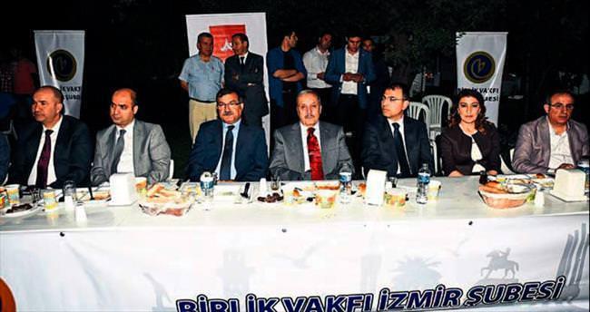 Birlik Vakfı ve Ayakdaş firmasından ortak iftar