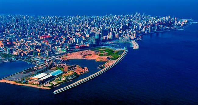 Yorgun ve tedirgin Beyrut