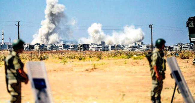 Kobani temizlendi