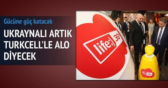 Ukraynalı Life :) artık Turkcell'in