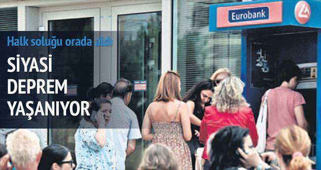 Euro Bölgesi'nden Yunanistan'a ret