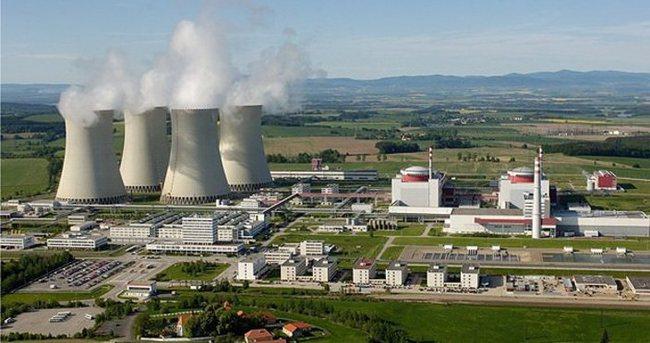Temelin Nükleer Güç Santrali kapılarını AA'ya açtı