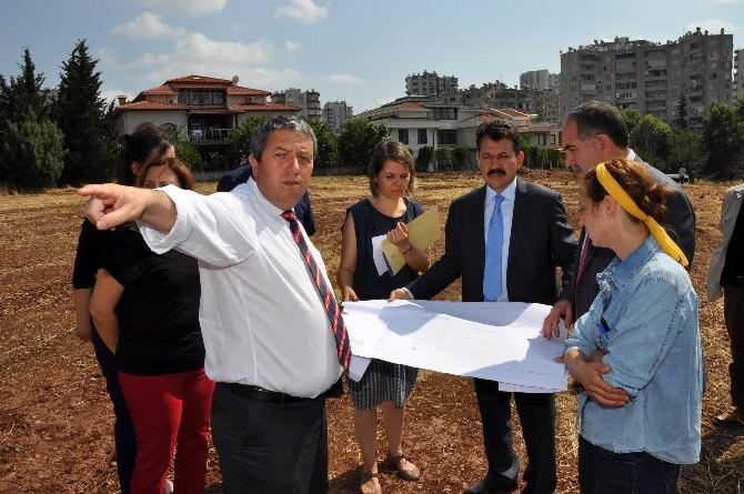 Adana'ya Yargı Mensupları İçin Eğitim Tesisi
