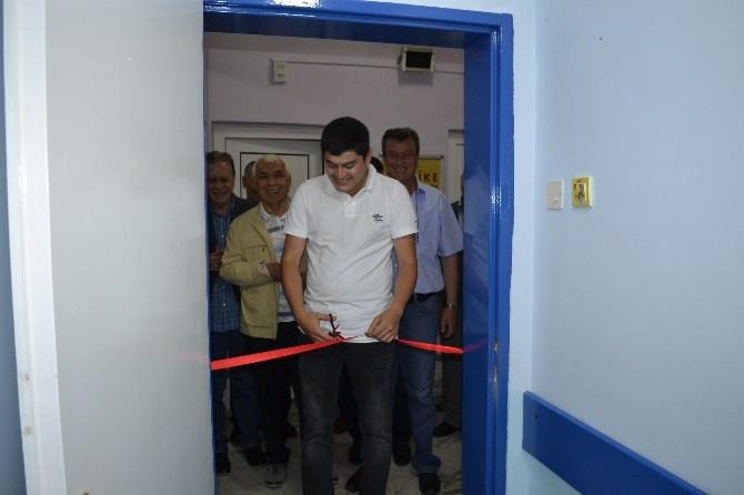 Devlet Hastanesine Otel Konforunda Oda