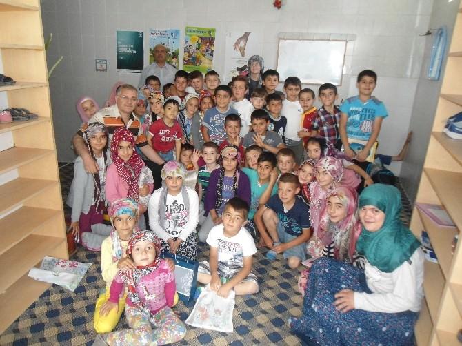 Bor'daki Camilerde Kur'an Kurslarında Eğitimler Başladı