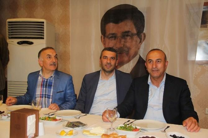 Dışişleri Bakanı Çavuşoğlu İftarını Giresun'da Açtı