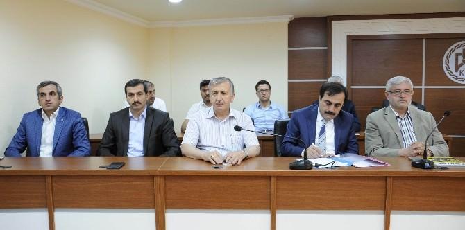 KTO Haziran Ayı Olağan Meclis Toplantısı Yapıldı