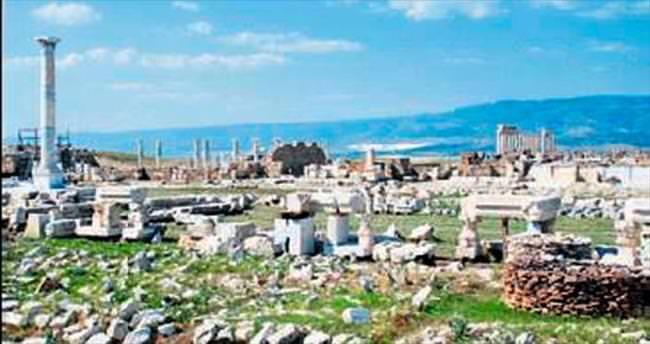 Laodikya kentine mükemmellik ödülü