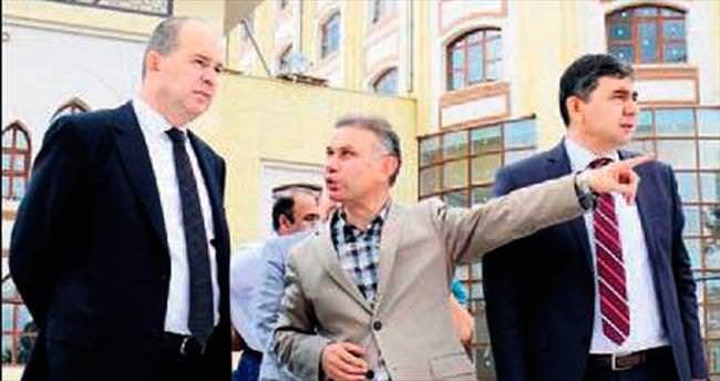 Ankara Valisi Kılıçlar Kazan'ı ziyaret etti