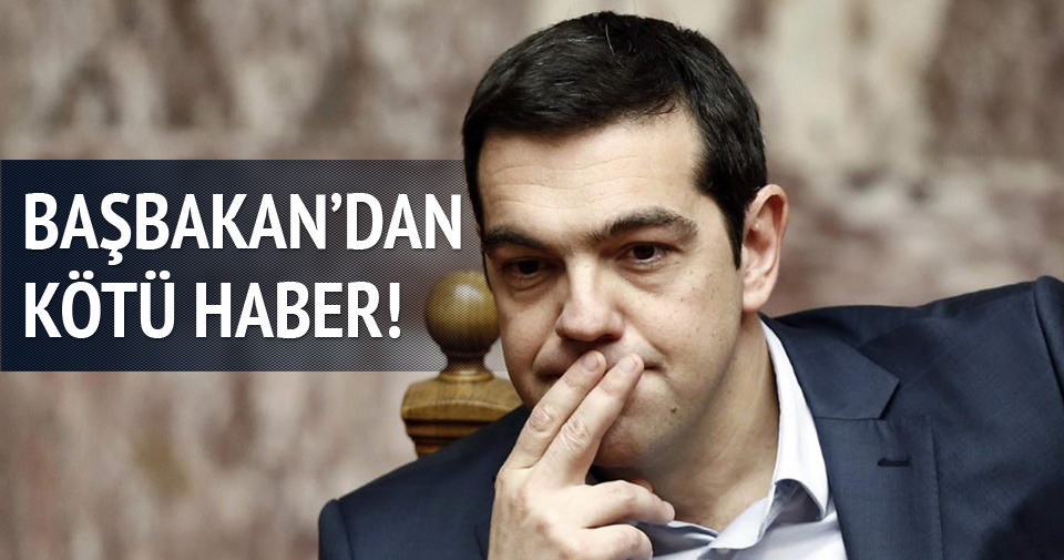 Yunanistan'da bankalar 6 gün kapalı