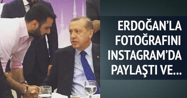 Erdoğan'la fotoğrafını paylaşan Alişan'a linç kampanyası