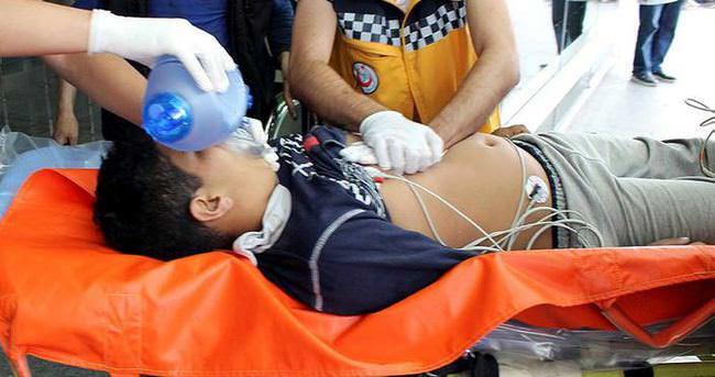 Tost yaparken akıma kapılan çocuk hastanede öldü