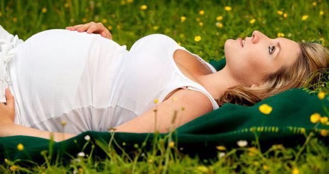 Yaz hamilelerine nefes aldıran öneriler