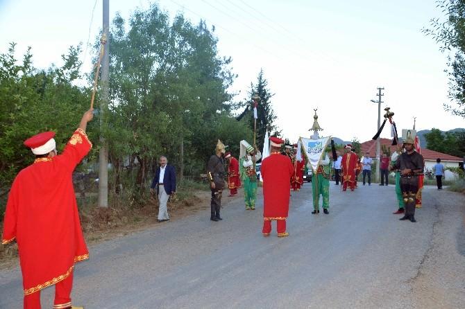15. Nifkiraz Festivaline Yoğun Katılım Oldu.
