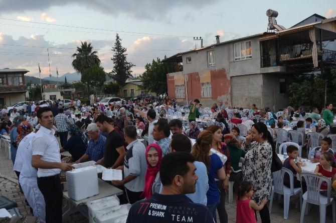 AK Parti Kozan İlçe Teşkilatı'ndan Mahallelerde İftar