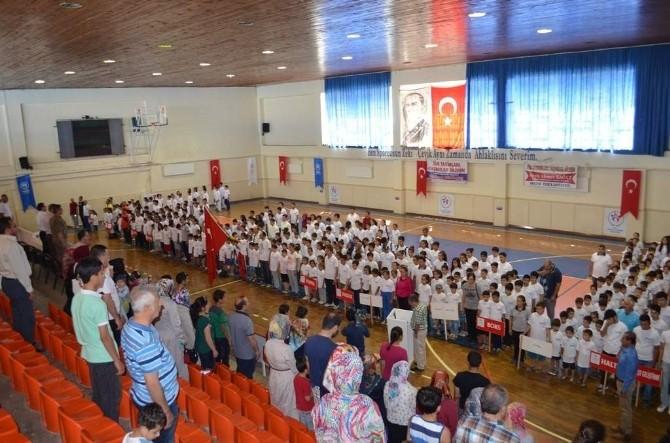 Adıyaman'da Yaz Spor Okullarının Açılışı Yapıldı