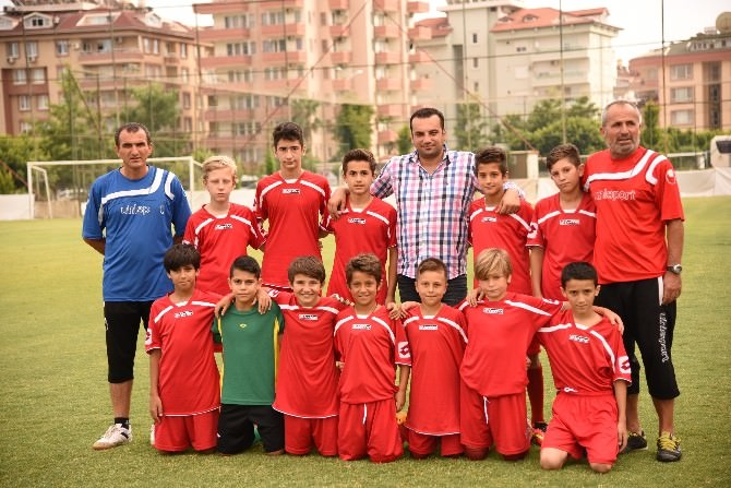 Alanya Belediyespor Kulübü Tarihinde Bir İlk