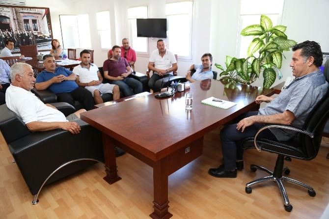 Başkan Kocadon, Turgutreisli Vatandaşları Dinledi