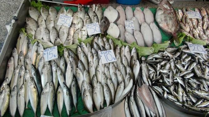 Ramazan'da Balık Fiyatları Arttı