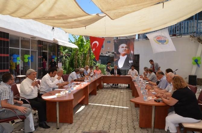 Dalaman'da Kızılay Derneği'nin Bürosu Açılıyor