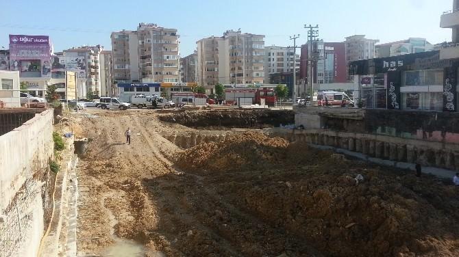 Bursa'da İnşaat Alanında Suya Düşen Bekçi Hayatını Kaybetti