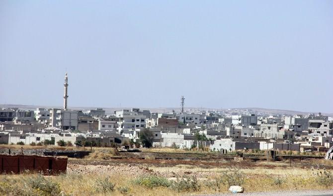 Kobani'de Sessizlik Devam Ediyor