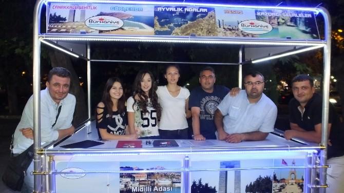 Burhaniyeli Turcular Bayramı Bekliyor