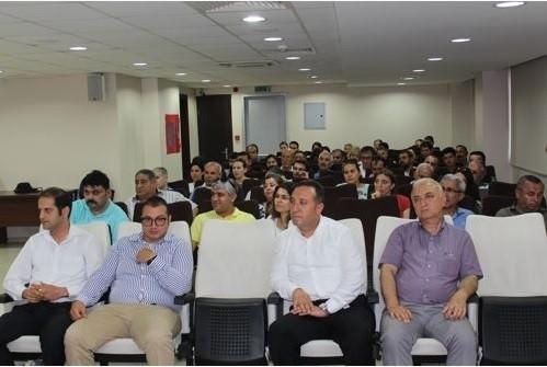 Mersin SMMMO Ve İŞKUR'dan İşverenlere Ortak Seminer