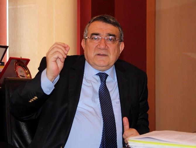 """Özdemir: """"Milletvekilleri, Mersin Siyasetinin Geliştirilmesine Öncülük Etmeli"""""""