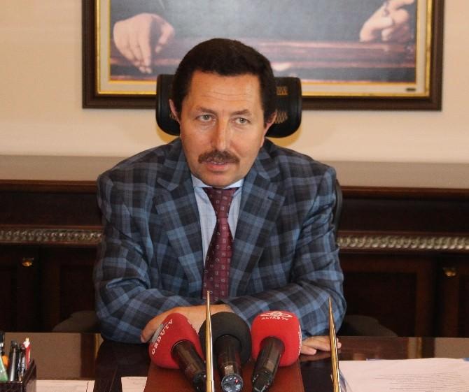 Vali Balkanlıoğlu'ndan Hükümet Konağı Açıklaması