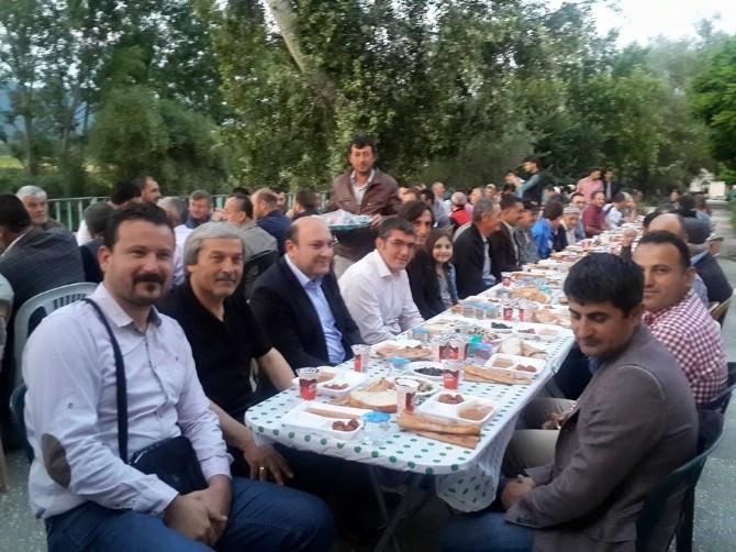 Osmaneli Avcıları İftar Yemeğinde Buluştu