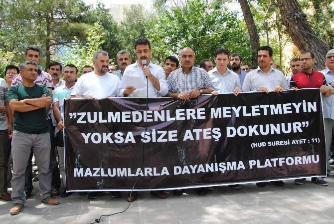 STK'lardan Kobani Olayları İçin Ortak Basın Açıklaması