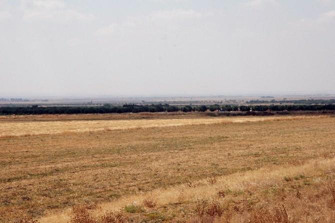 Sınırın Suriye Tarafında Sessizlik