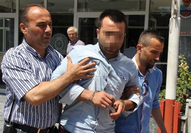 İnşaatlardan Hırsızlık Zanlısı Tesisatçı Tutuklandı
