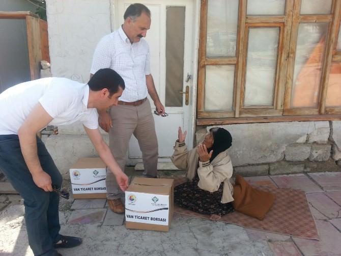 Vatbo'dan Ramazan Yardımı