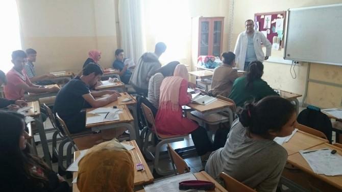Mucur Anadolu Lisesi LYS-ygs Yaz Kurslarına Da Ara Vermedi