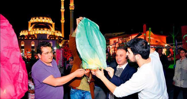 Kazan'da renkli ramazan etkinliği