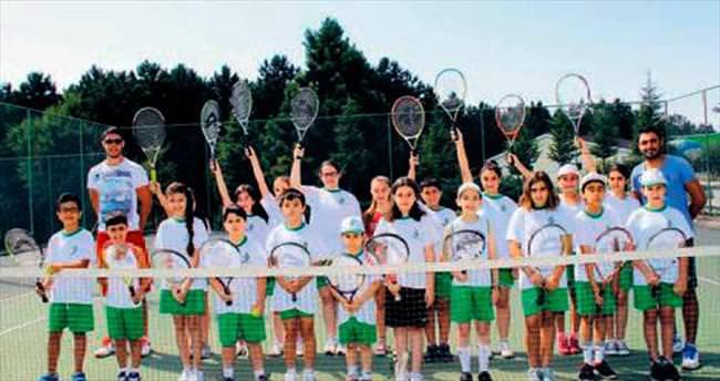 Çankaya'da yaz spor okulları başlıyor