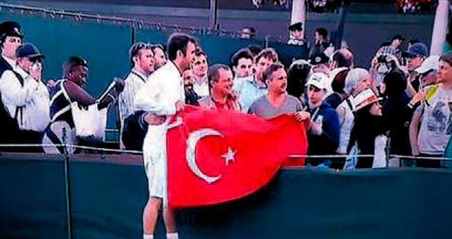 Wimbledon'da Marsel fırtınası