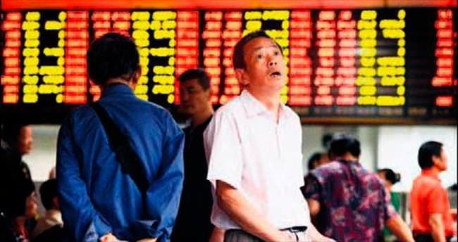 Çin Borsası'nda sert düşüş kesintisiz devam ediyor