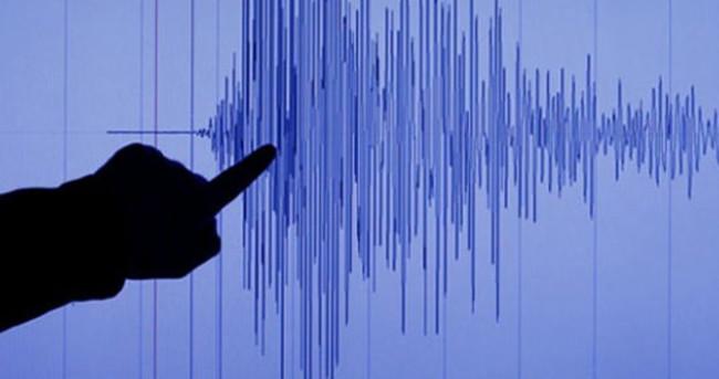 Van'da 3.7 şiddetinde deprem