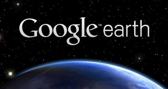 Google Earth'den iki muhteşem özellik