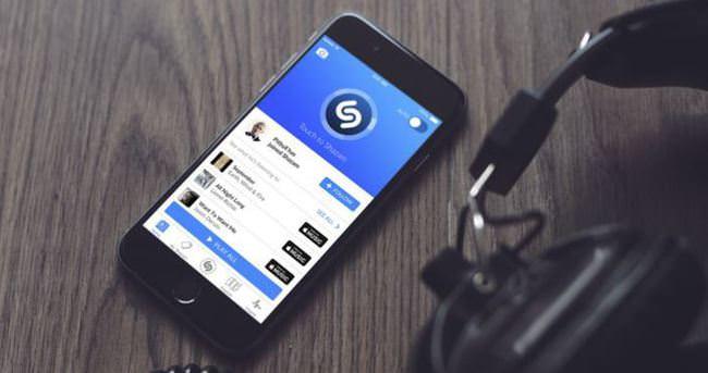 Apple Music Shazam ile birlikte gelecek