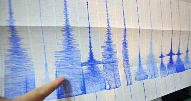 Son depremler - en son nerede deprem oldu?