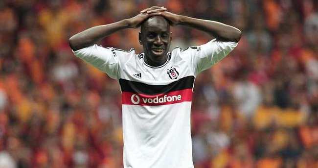 Beşiktaş, Demba Ba'yı resmen açıkladı